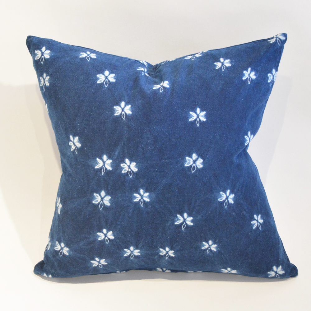 bali fly pillow