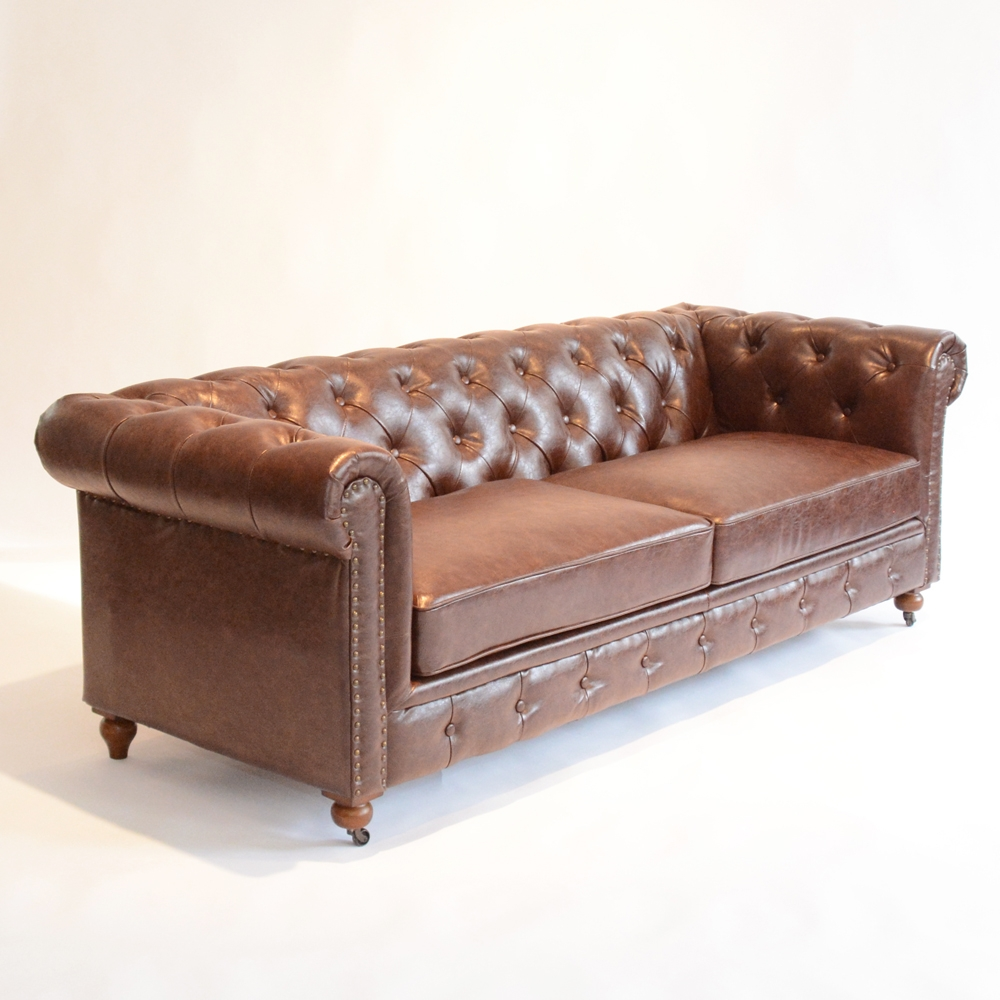 gordon sofa brown