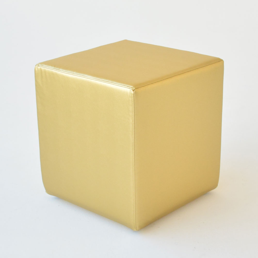 oscar cube golden