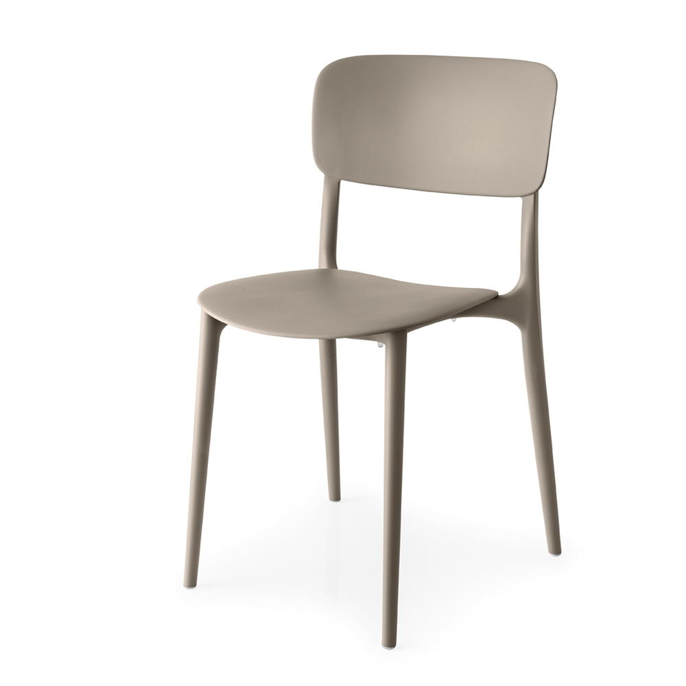 harper chair taupe