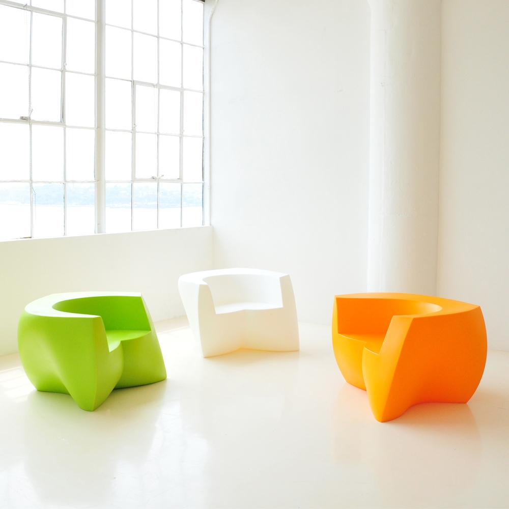 gehry easy chair
