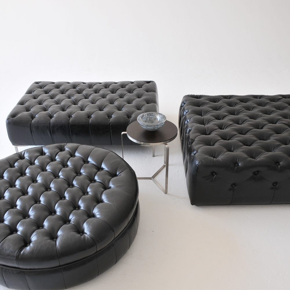 tufted collection black