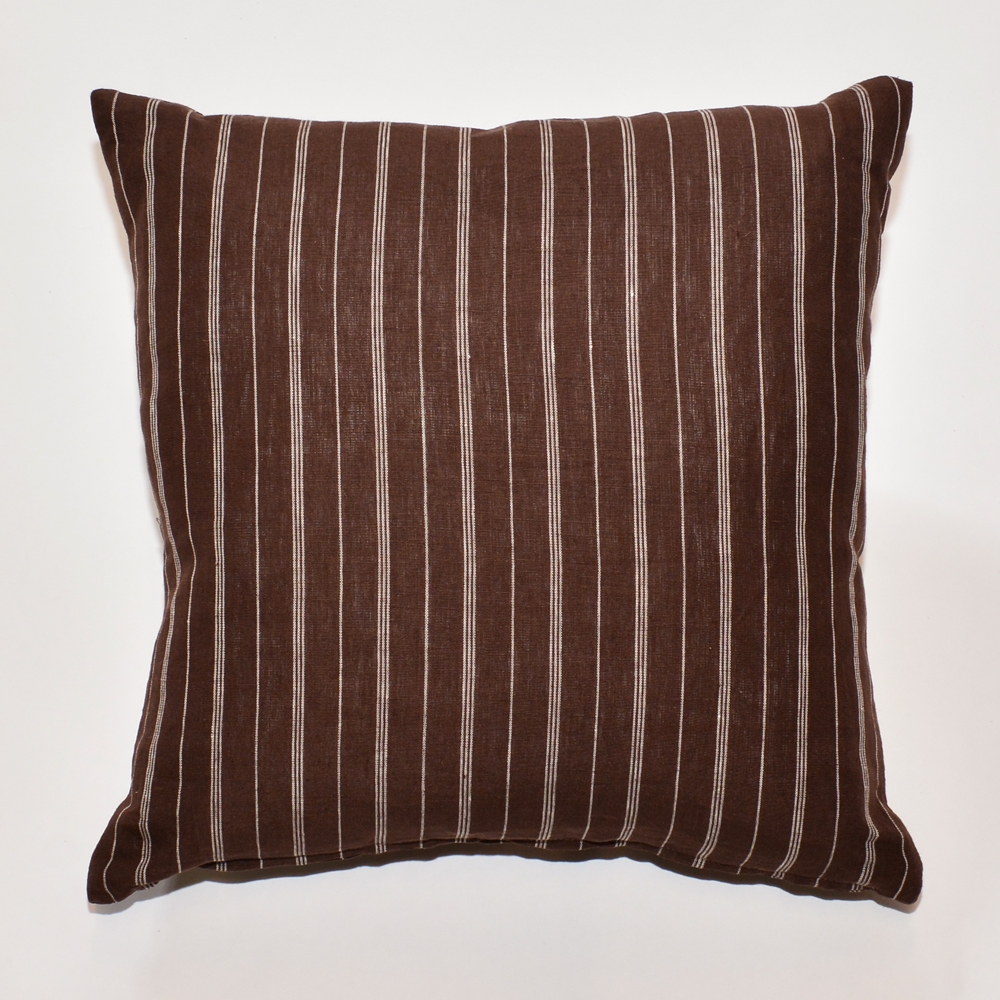 bengal square pillow