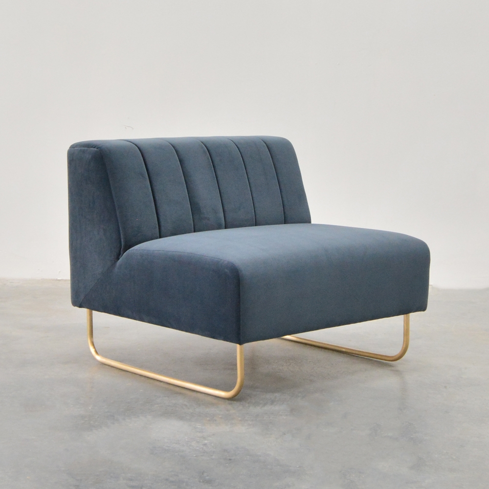 savile lounge chair